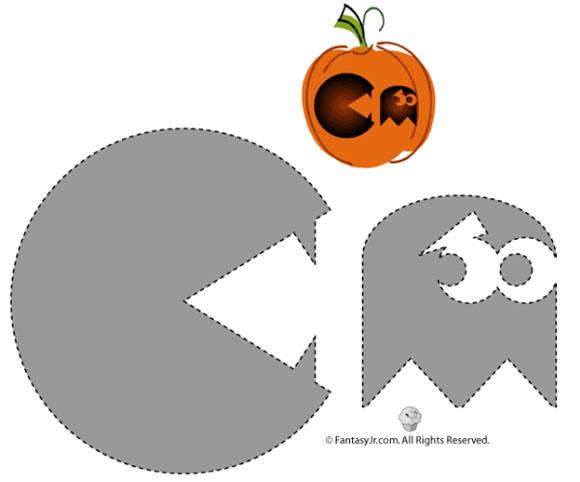 PacManPumpkin